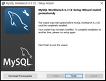MySQL Workbench 설치법 (윈도우10)