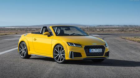 아우디 디자인 아이콘의 변신 - 2018 Audi TT