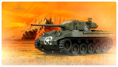 제2차 세계대전에서 가장 강력했던 탱크 TOP10