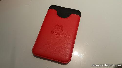 맥도날드 카드케이스 개봉기!