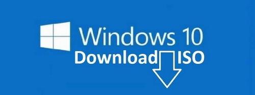 윈도우10 iso 설치 이미지 파일 다운로드 방법