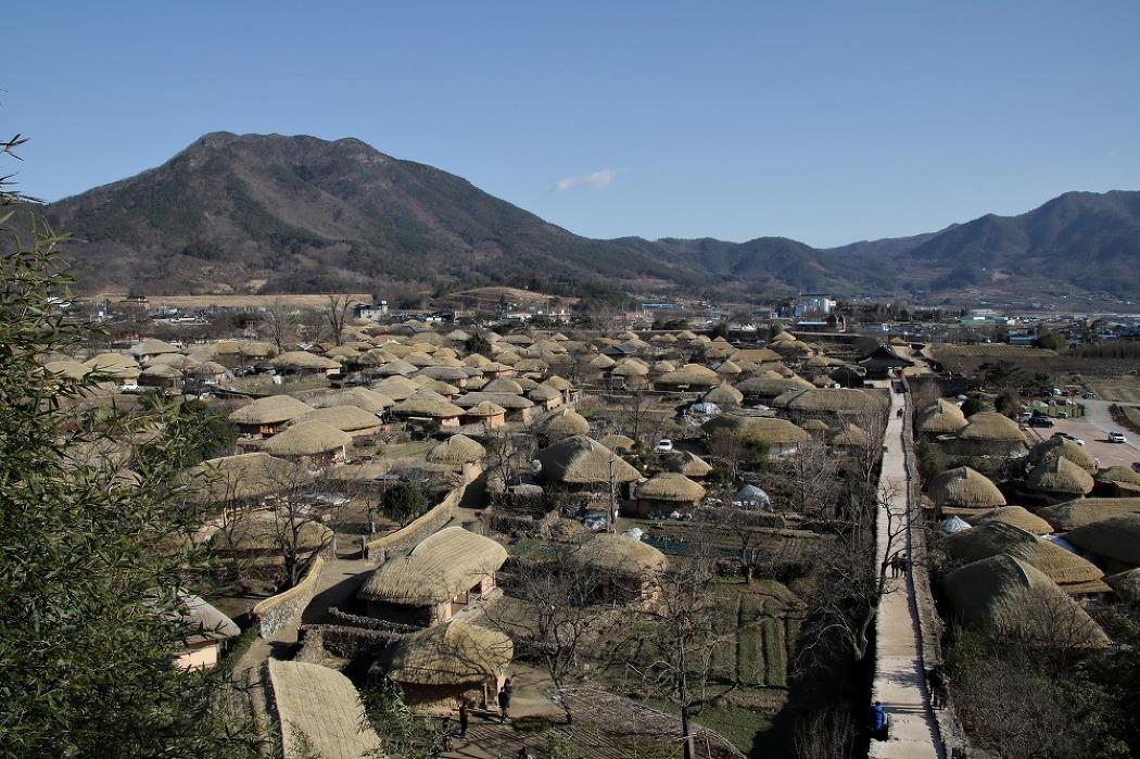순천벌교 가볼만한 곳 여행추천 낙안읍성 민속촌