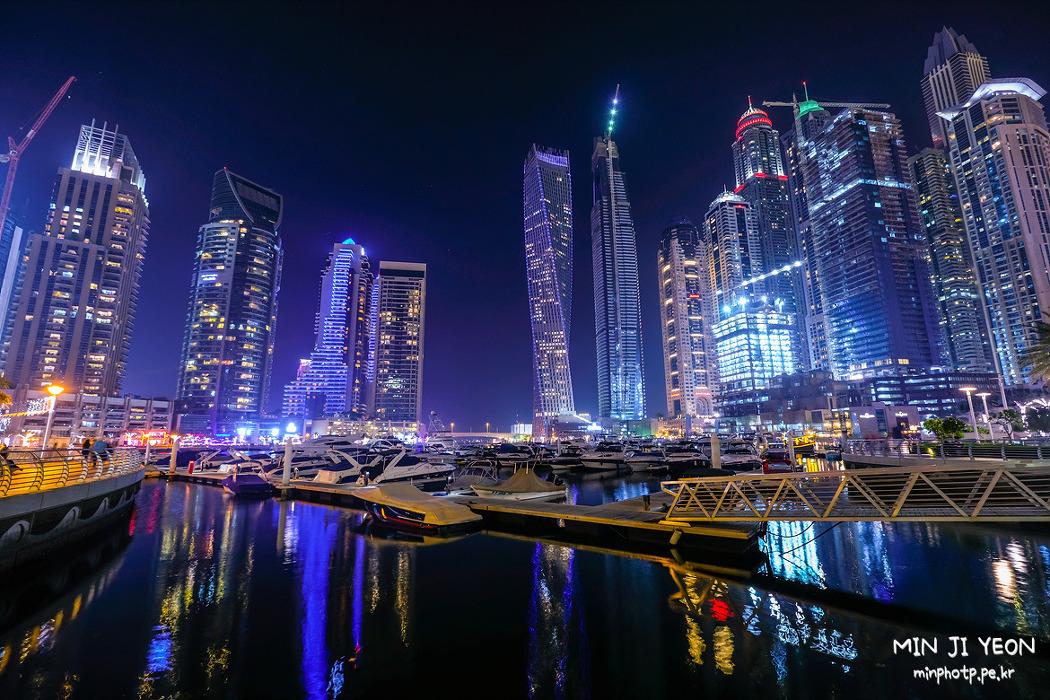 두바이 나이트 시티투어를 하다! (두바이 마리나베이 페리, 더 세인트 레지스 두바이 호텔, 두바이몰 분수쇼, 부르즈 칼리파 ,두바이 왕궁 자아빌 팰리스