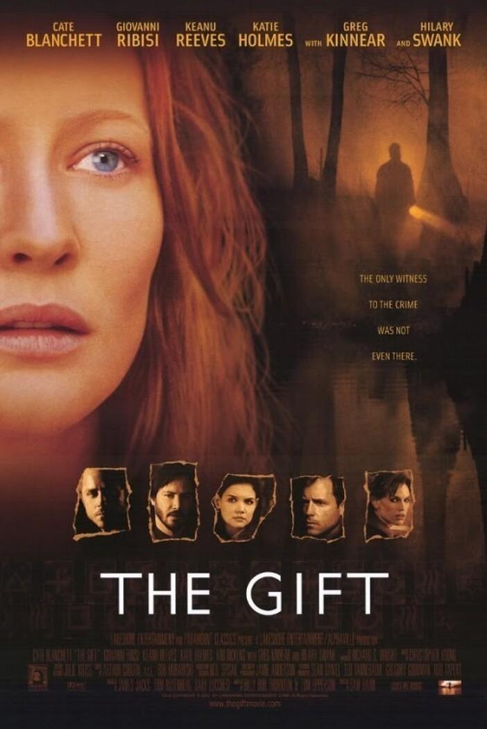 [무비툰] 기프트 The Gift, 2000