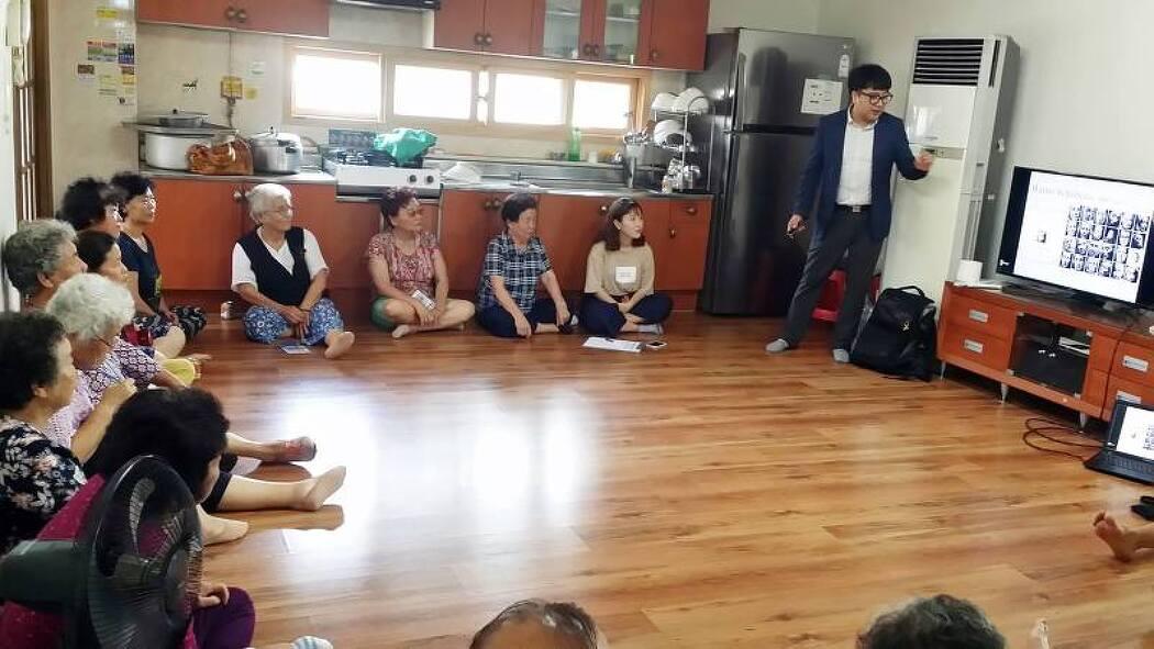 2017. 8. 3 양평군 항금리 웰다잉 특강