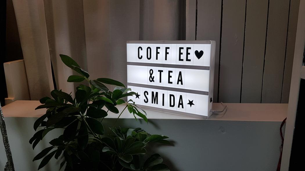 [예쁨주의] 가산디지털단지역 근처 예쁜 카페 '스미다'