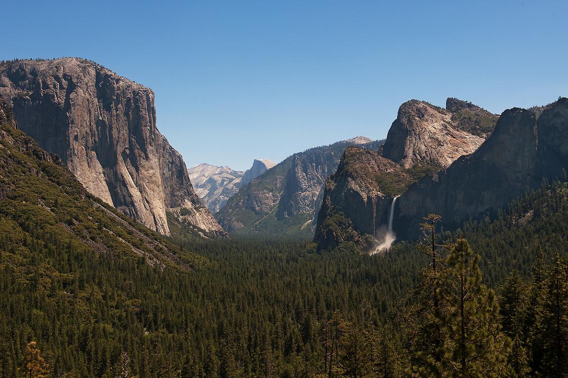 Yosemite National Park (요세미티 국립공원)