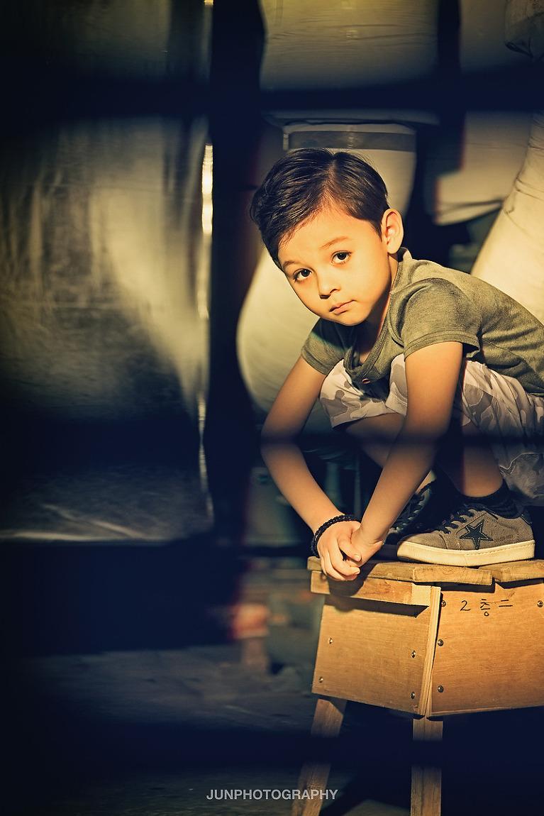 가브리엘 (6세) 준포토그래피 아카데미 12주차 화보촬영 / 이미지트레이닝