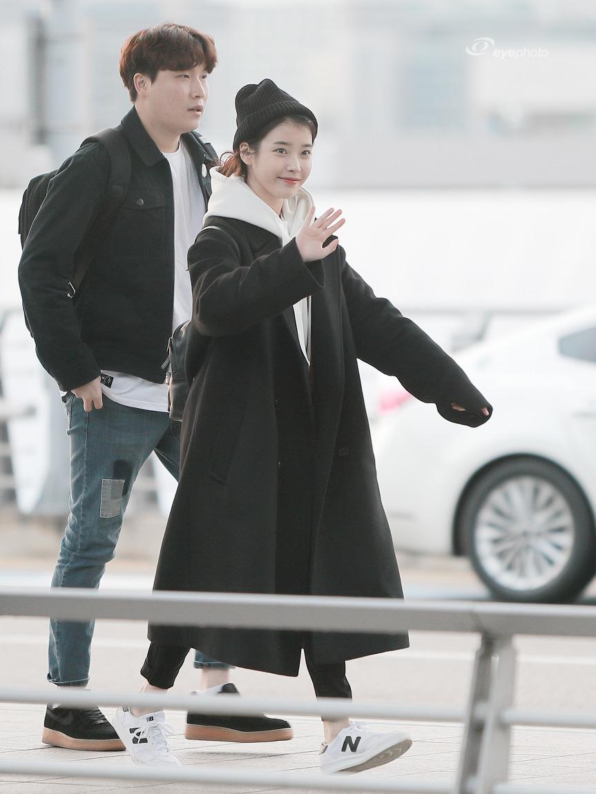 [2017-11-24] 인천공항 출국