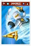 닌자고 카톡 테마 / 닌자고 카카오톡 테마 [깔끔한 테마]Lego Ninjago: Masters of Spinjitzu kakatalk theme