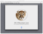 [OS X 10.8 Mountain Lion DP1]iOS Mac안으로 들어 오다!
