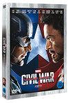 "[Marvel]영화 ""캡틴 아메리카: 시빌워"" DVD 예약 판매시작했습니다."