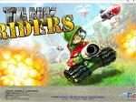 크롬 앱 게임- 탱크 라이더스 Tank Riders [아케이드 액션게임]