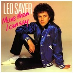 More Than I Can Say - Leo Sayer / 1980