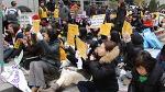 제1269차 일본군성노예제 문제 해결을 위한 정기 수요 시위 후기