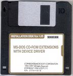[드라이버] LG CD-ROM DRIVE Installation Disk Ver 1.25