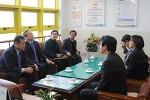 [20170106]박용진 의원, 삼각산중학교 교장과 면담가져