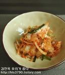 아삭아삭 별미김치~ 양배추김치 담그는법 *^^*