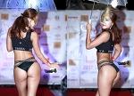 섹시백 미녀들이 펼치는 크루즈 비키니 선상 파티'