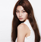광채피부 워너비 모델 정호연