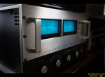 매킨토시  MC 2500  (McIntosh 500wpc power amp)