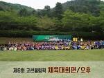 코리아센터닷컴 2017 제6회 코센올림픽_체육대회편(오후)