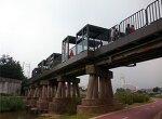 방치됐던 '가금철교', 문화유산 보존하고 주민 소통공간 변신