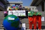 [지구의 날 기자회견] 국민의 생명과 안전을 위협하는 박근혜 정부의 규제완화와 환경정책!!