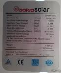 DOKIO 100W 플렉시블 태양광 패널 모듈