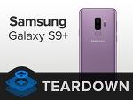 삼성전자 갤럭시 S9+ iFixit 분해, 수리 난이도는 4로 약간 어려운 편