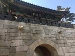 서울성곽길 (창의문-숙정문-와룡공원)