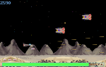 갤럭시 파이터 , Galaxy Fighter {슈팅-횡스크롤 , Shooter-Horizontal}