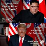 북미회담 트럼프 기자회견 주제별 요약 - CVID 대신 완전한 비핵화 단어 쓰다