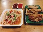 [방콕 맛집] 에까마이의 깔끔한 퓨전 타이 음식점 tor um tum