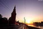[러시아 모스크바 여행] 잔잔한 영화처럼, 구세주성당과 빠뜨리아르흐 다리