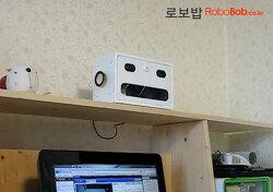 음악들려주는 우편함 로봇 - Sound 통신으로 로봇제어하기