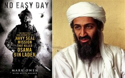No Easy Day, SEAL who wrote bin Laden raid book identified