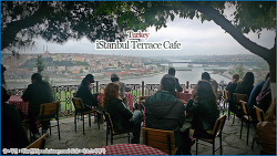 [터키 이스탄불] 구시가지 ② 테라스카페 - 술탄아흐멧, 골든혼호텔 테라스카페, 피에르로티 찻집 /하늘연못 in이오스여행사익스플로러