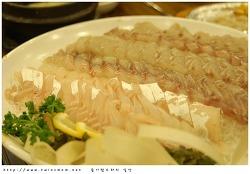 대전맛집 - 중부회수산에서 농어의 맛에 빠진 두커플~~