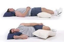 자고 일어나면 허리가 아픈 이유