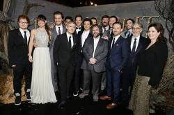 The Hobbit: The Desolation of Smaug - LIVE World Premiere & The Hobbit: The Desolation of Smaug, Production Diary 13 & Journey through Middle-earth with the latest Google Chrome Experiment