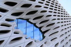 현대미술관 더브로드(The Broad), 2015년 9월에 문을 연 로스앤젤레스 다운타운의 새로운 명소!