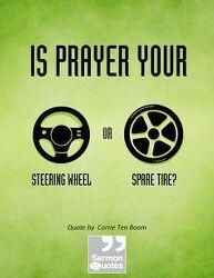 <누가복음 18:1-14> 기도가 자연스럽나요?