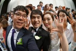 친구 결혼식 feat by 김후락