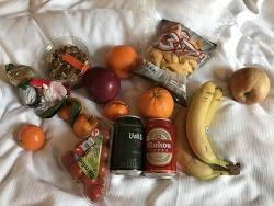 스페인 마트에서 먹거리 쇼핑: 저렴한 물가