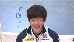 남자 쇼트 - 김진서 13위로 프리컷 통과