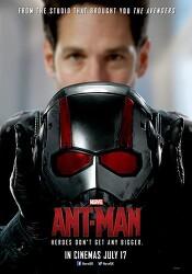 アントマン(Ant-Man)高画質 ポスター (1) 5P