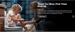 TED2014,  P&G의 'Thank You Mom | Pick Them Back Up' 광고 소개