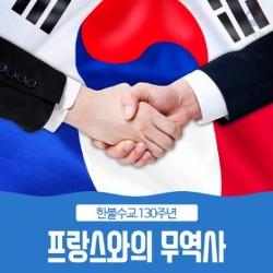 한국-프랑스 교류사를 통해 본 프랑스와의 무역