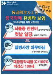 #78. 동급최강 3.2.5 흥국화재 유병자보험 출시